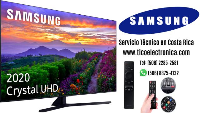 Televisor Samsung Reparación en Costa Rica.