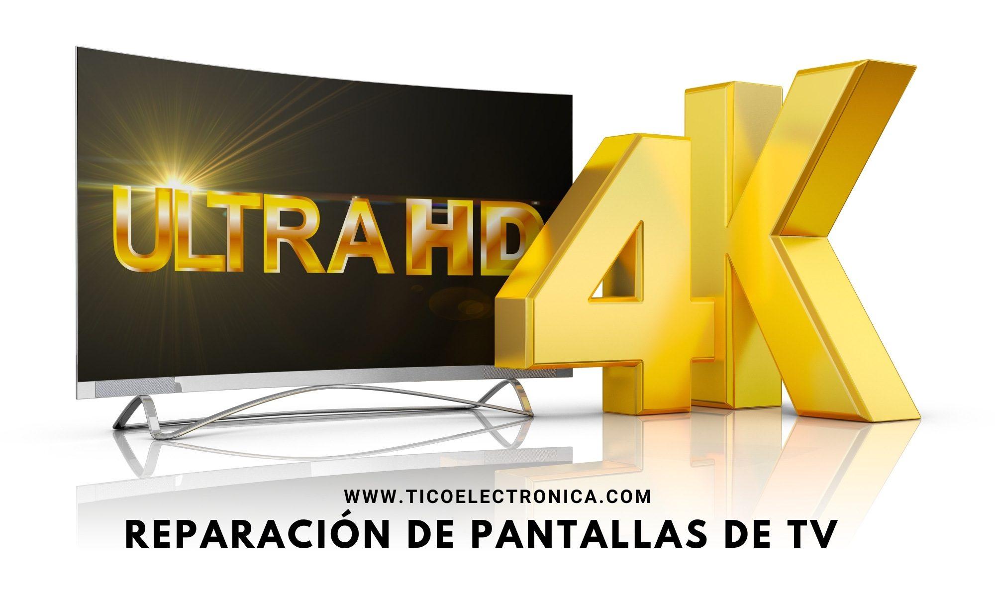 Taller de Televisores LED / PLASMA /QLED en Costa Rica, Servicio Técnico Garantizado.