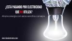 ¿Está pagando por electricidad que no utiliza?